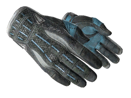 Sport Gloves | Superconductor (Battle-Scarred)