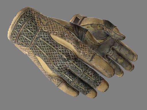 Sport Gloves   Arid (Battle-Scarred)