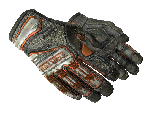 Specialist Gloves | Foundation (Battle-Scarred)