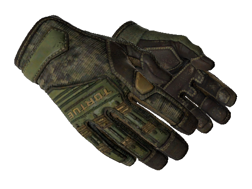 Specialist Gloves | Forest DDPAT (Field-Tested)