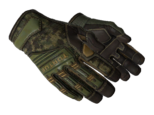 Specialist Gloves | Forest DDPAT (Factory new)