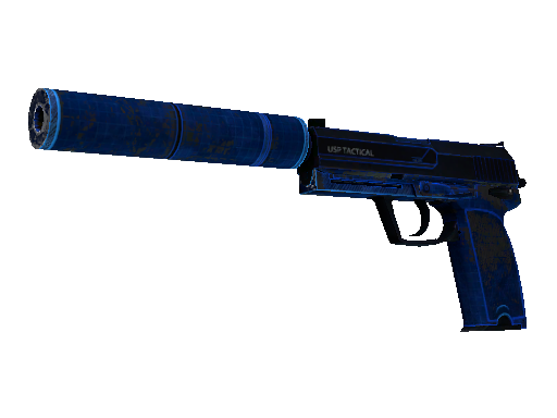 USP-S | Blueprint (Battle-Scarred)