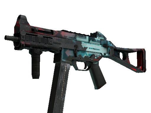 UMP-45 | Momentum (Battle-Scarred)
