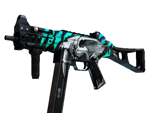 UMP-45   Primal Saber (Factory new)