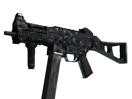 UMP-45 | Metal Flowers (Factory new)
