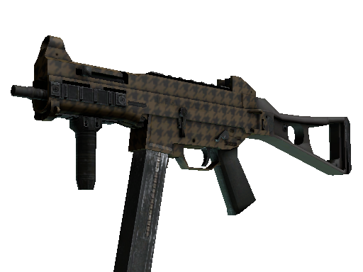 UMP-45 | Houndstooth (Factory new)