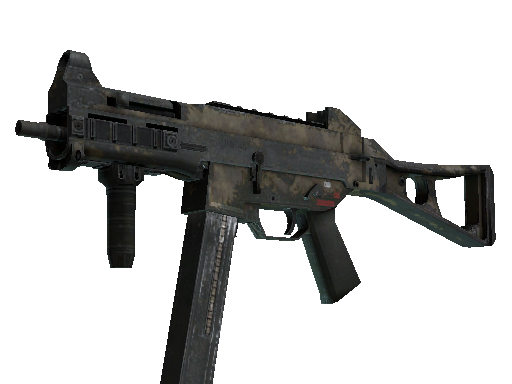 UMP-45 | Mudder (Battle-Scarred)