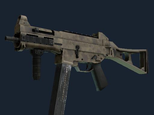 UMP-45   Mudder (Factory new)