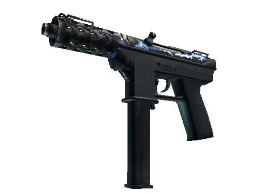Tec-9 | Ice Cap (Battle-Scarred)