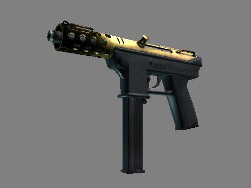Tec-9 | Brass (Factory new)