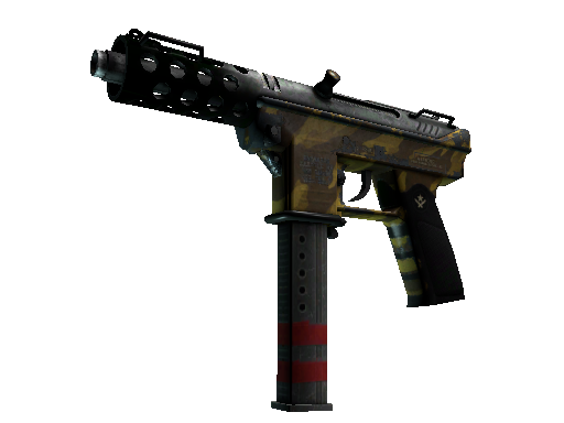 Tec-9 | Brother (Battle-Scarred)
