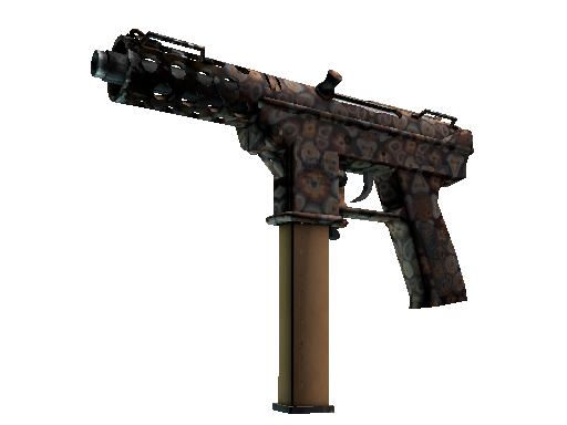 Tec-9 | Orange Murano (Field-Tested)