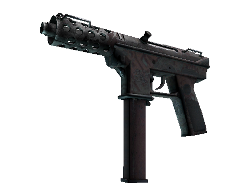 Tec-9 | Phoenix Chalk (Battle-Scarred)
