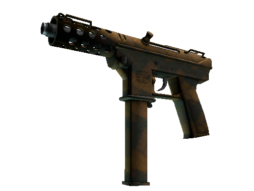 Tec-9 | Rust Leaf (Factory new)