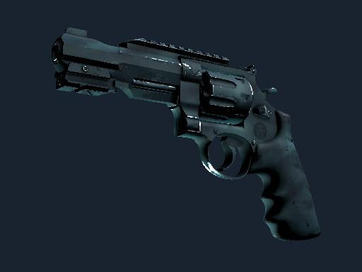 R8 Revolver   Canal Spray (Field-Tested)