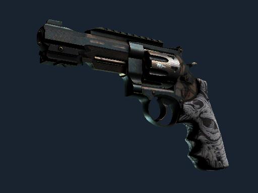 R8 Revolver   Bone Forged (Field-Tested)