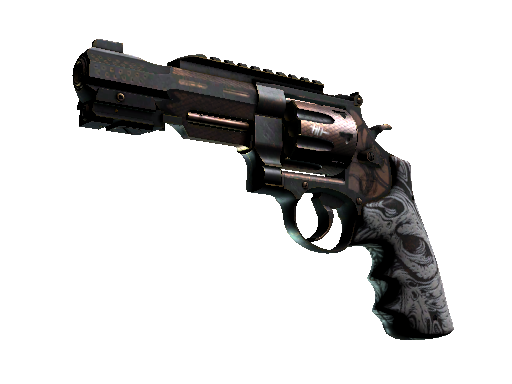 R8 Revolver   Bone Forged (Factory new)