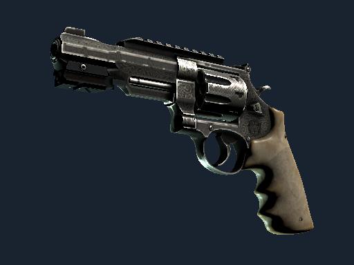 R8 Revolver | Memento (Battle-Scarred)