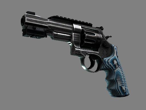 R8 Revolver | Grip (Battle-Scarred)