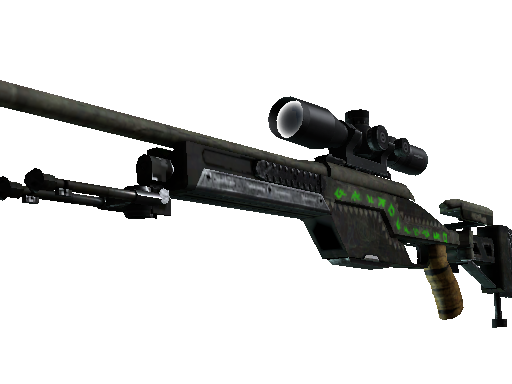 SSG 08 | Necropos (Factory new)