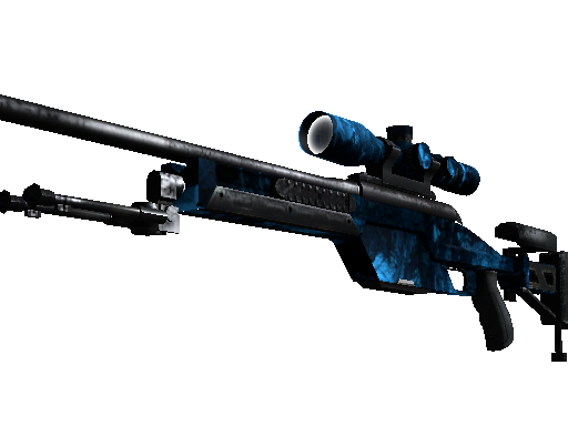 SSG 08 | Abyss (Factory new)
