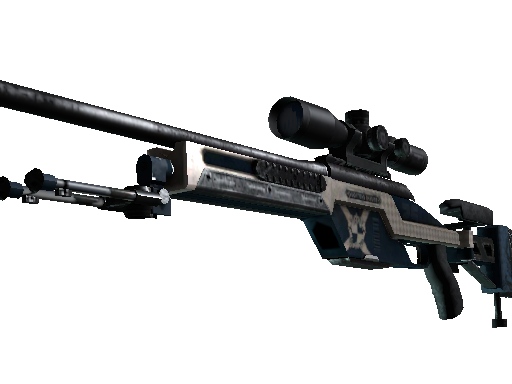 SSG 08 | Hand Brake (Battle-Scarred)