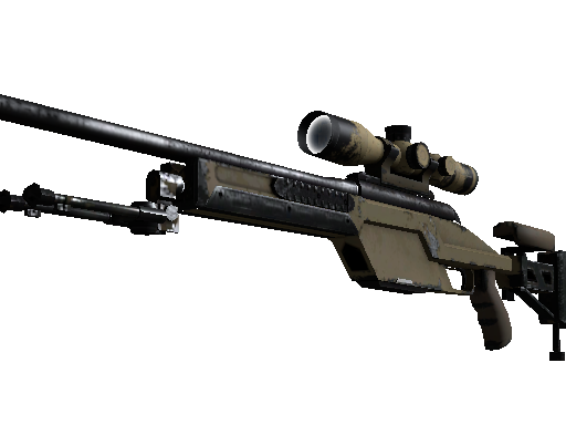 SSG 08 | Sand Dune (Field-Tested)