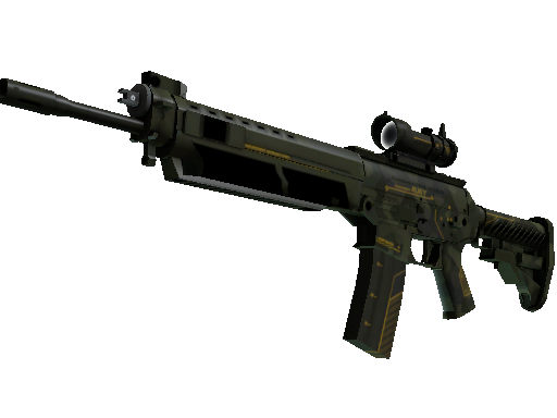 SG 553 | Atlas (Factory new)