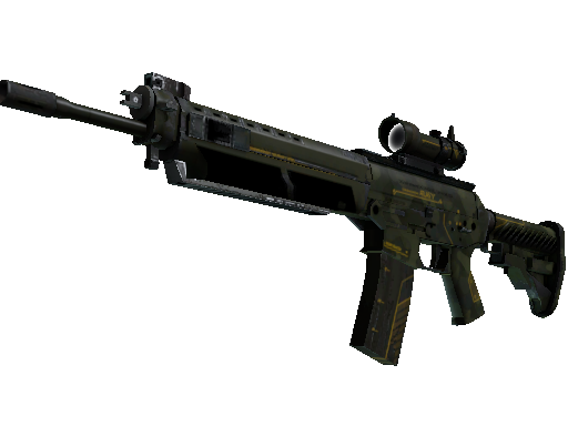 SG 553 | Atlas (Well-Worn)