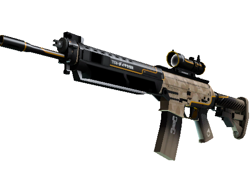 SG 553 | Triarch (Factory new)