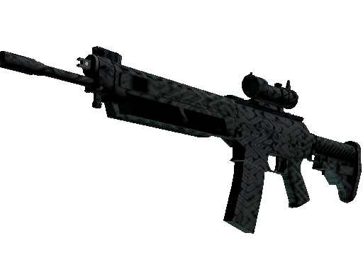 SG 553 | Barricade (Factory new)