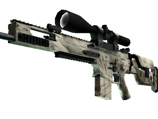 SCAR-20 | Palm (Mininal Wear)