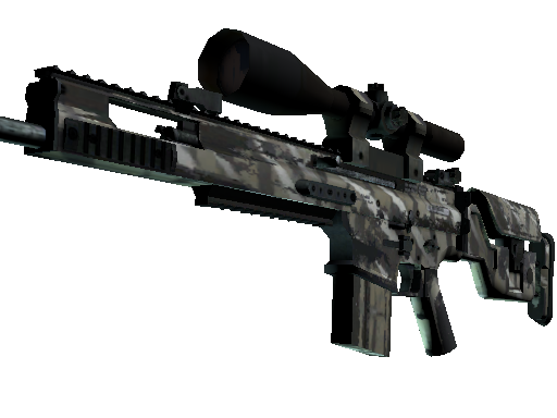 SCAR-20 | Torn (Field-Tested)