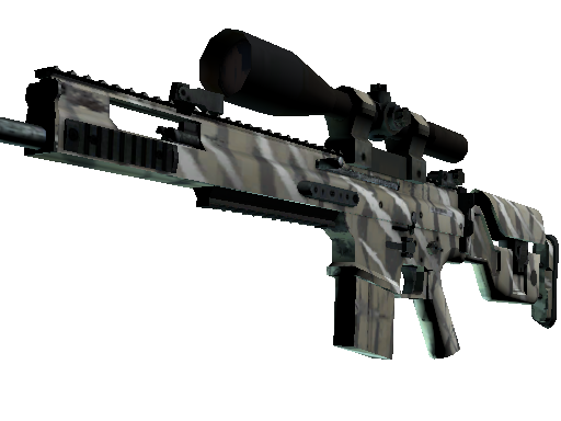 SCAR-20 | Torn (Factory new)