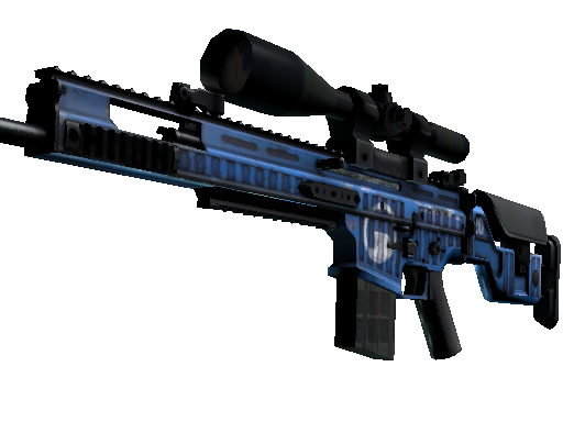 SCAR-20 | Assault (Factory new)