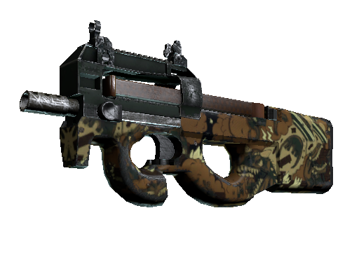 P90 | Cocoa Rampage (Field-Tested)