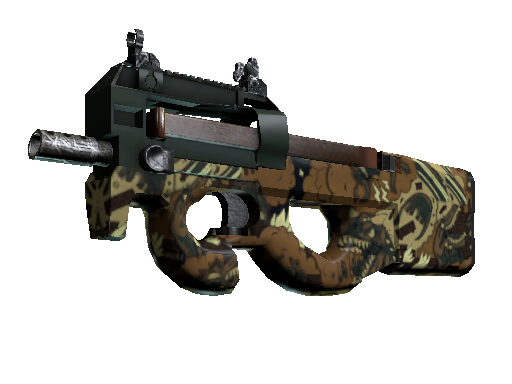 P90 | Cocoa Rampage (Factory new)