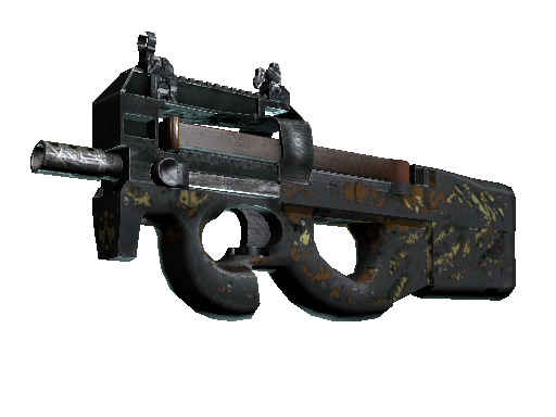 P90 | Cocoa Rampage (Battle-Scarred)