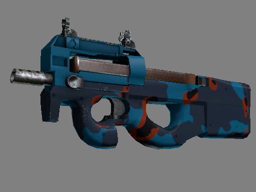 P90 | Blind Spot (Factory new)