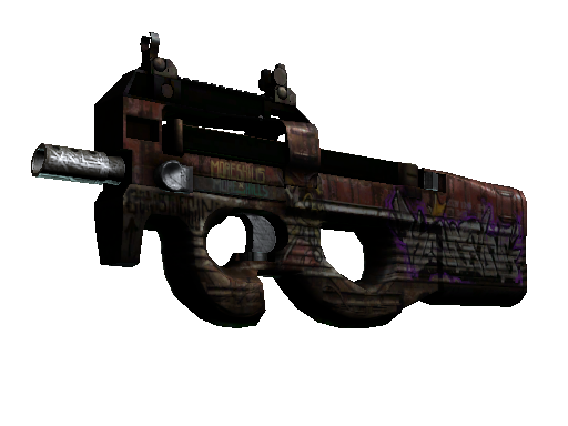 P90 | Freight (Battle-Scarred)