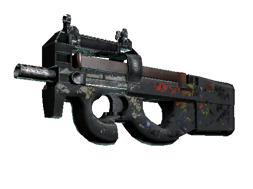 P90 | Nostalgia (Battle-Scarred)