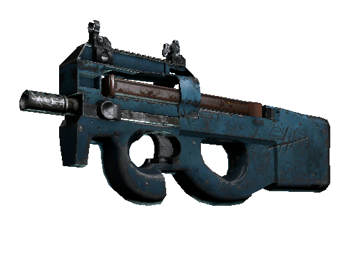 P90 | Off World (Battle-Scarred)