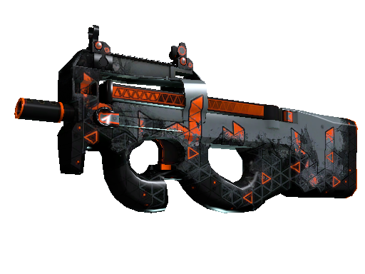 P90 | Trigon (Mininal Wear)