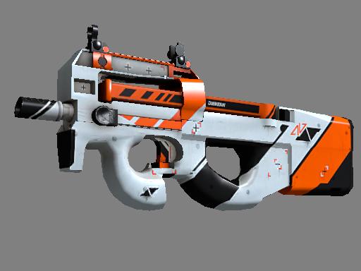P90 | Asiimov (Factory new)