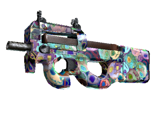 P90 | Death by Kitty (Mininal Wear)