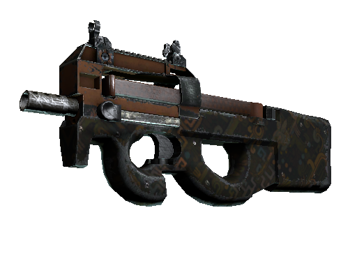 P90   Ancient Earth (Field-Tested)