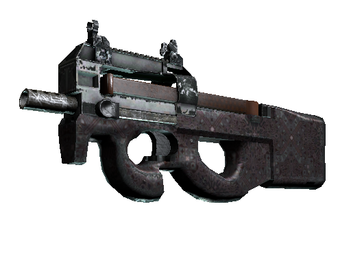 P90   Baroque Red (Field-Tested)