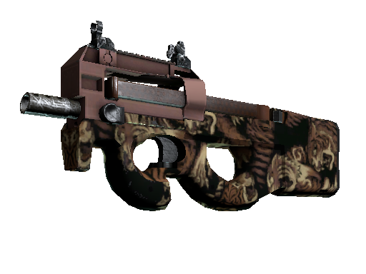 P90 | Tiger Pit (Factory new)