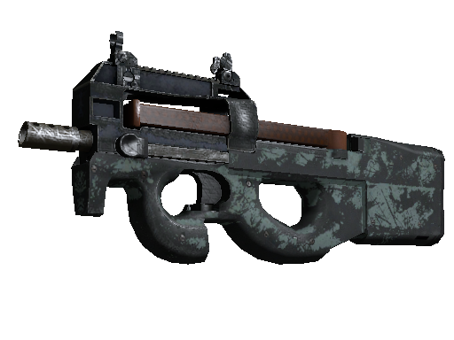 P90 | Storm (Battle-Scarred)