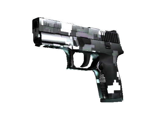 P250 | Metallic DDPAT (Factory new)